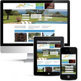Property listings website