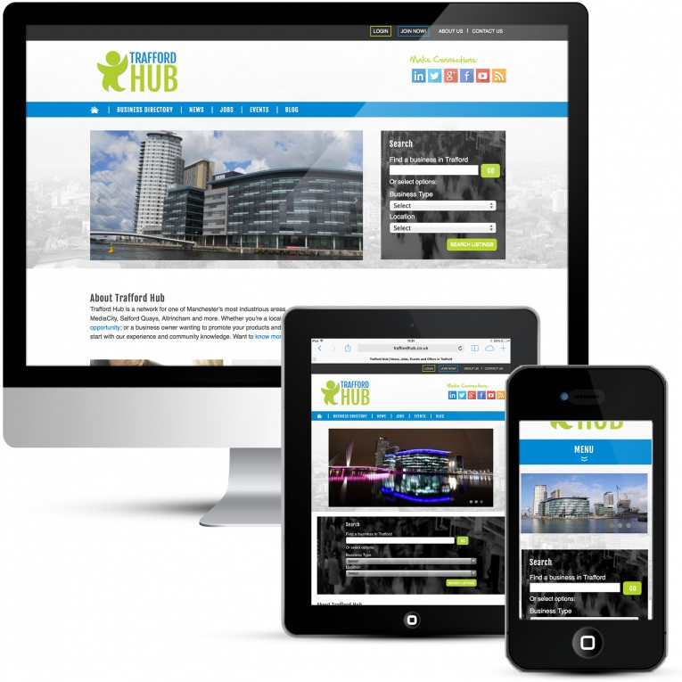 WordPress Design for Business Directory and Membership Site