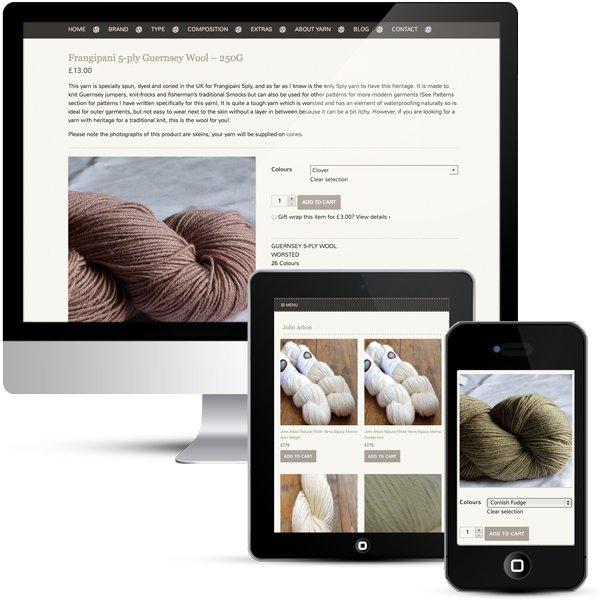 WooCommerce custom design online shop