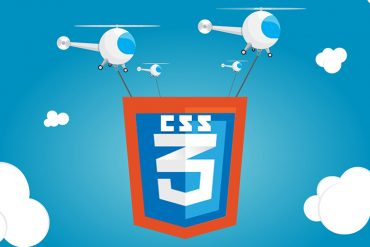CSS3 flying