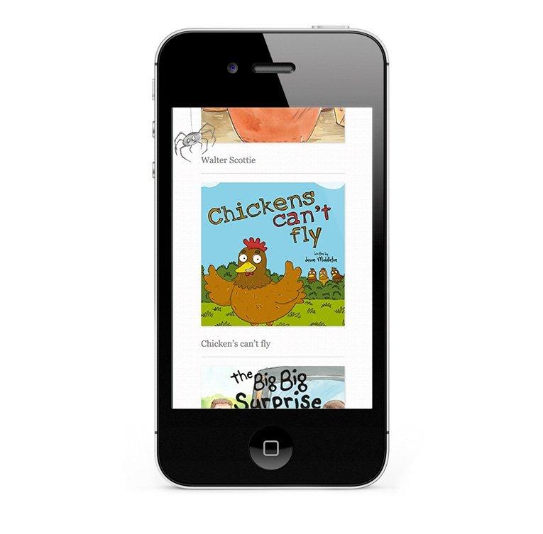 Mobile responsive Google friendly design for Happy Designer