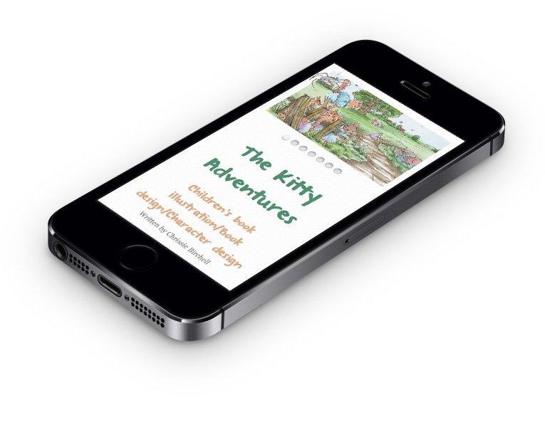 Mobile responsive custom WordPress design