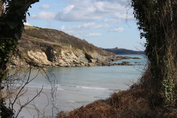 Maenporth Beach