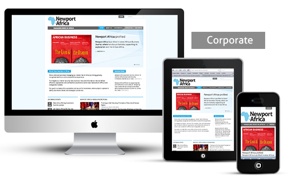 Business & Corporate Websites