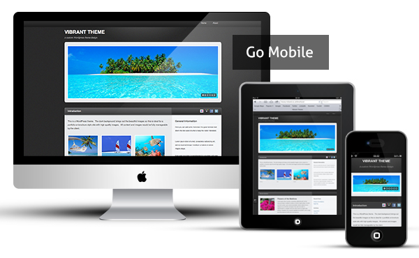 Mobile websites design and development
