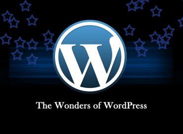 The Wonders of Wordpress