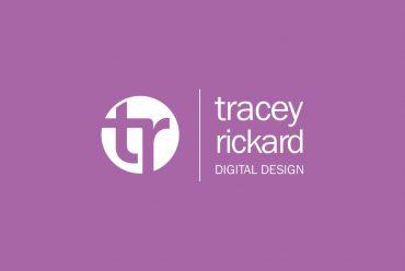 Freelance web designer business card