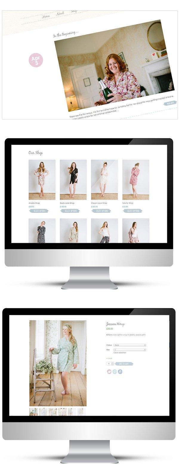 Jumping Bunny Nightwear Online Shop
