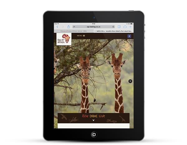 Website design for all devices, tablet, mobile, desktop, TV