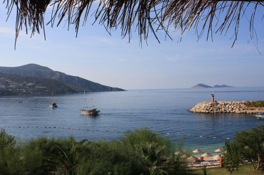 Nearby Kalkan Harbour