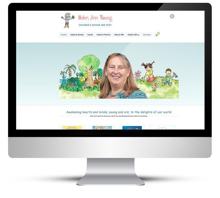 WordPress custom design WooCommerce site