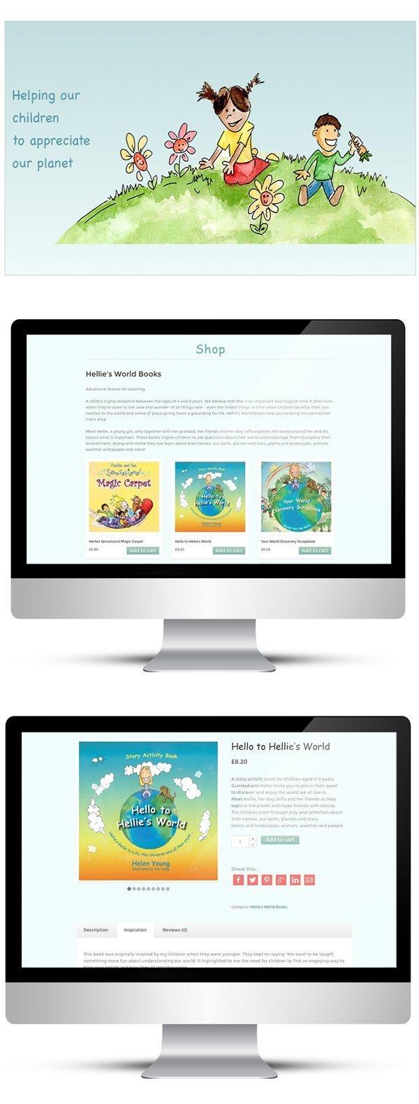 WordPress Design with WooCommerce