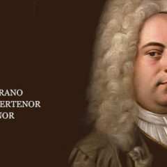 Handel Concert Slide for Truro Choral Society
