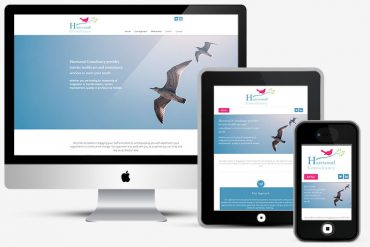 Harewood Consultancy by WordPress Designer