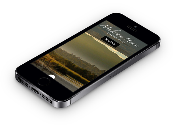 Mobile friendly web design for smartphones