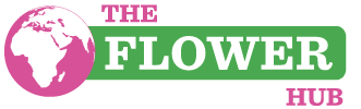 The Flower Hub Logo