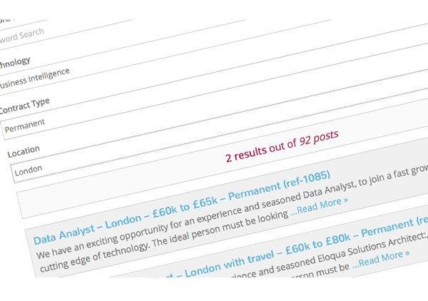 ROD website by webdesigner UK