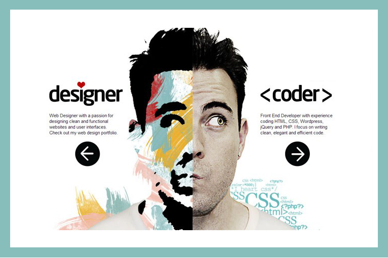 Web designer and developer