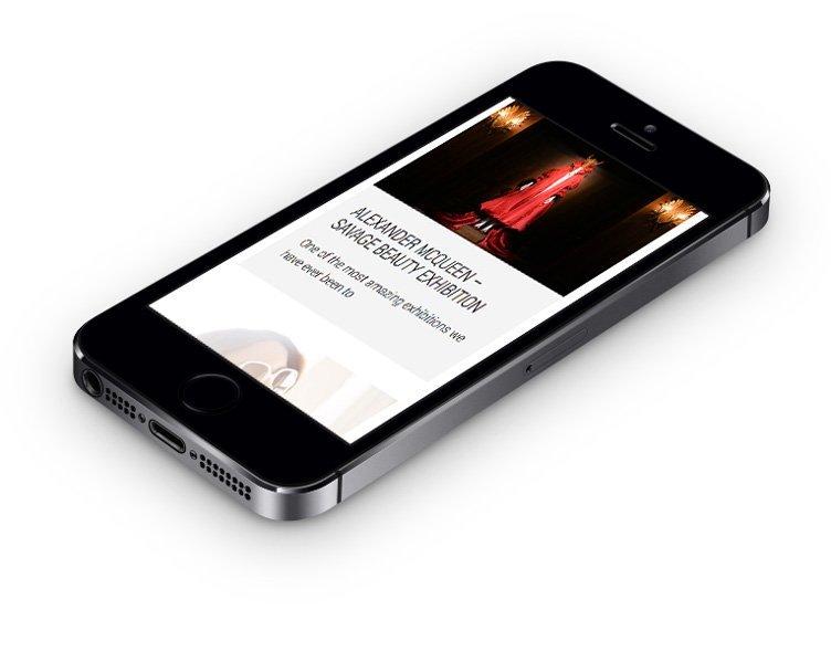 Mobile responsive WordPress WooCommerce online store