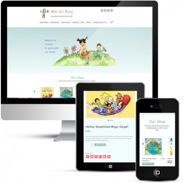 eCommerce for Children's Author