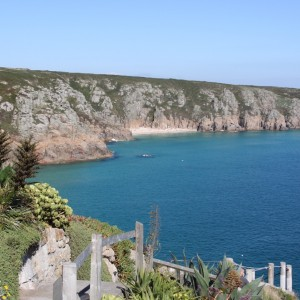 View from the Minack