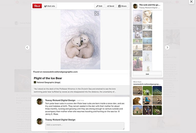 A good description will help visitors to find your posts