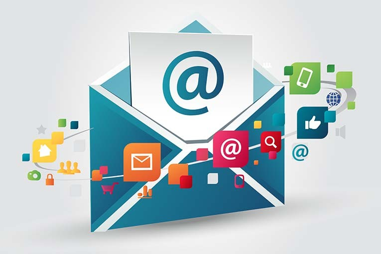 Add an email link to your post or page