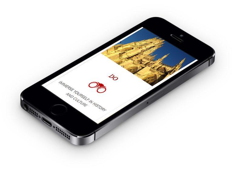 Mobile Responsive WordPress Design for Bespoke York