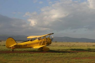 Bi-Plane Adventure