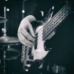 Custom WordPress design for online bass guitar lessons