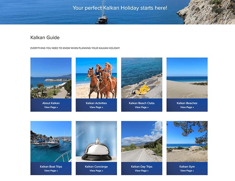 Kalkan Guide