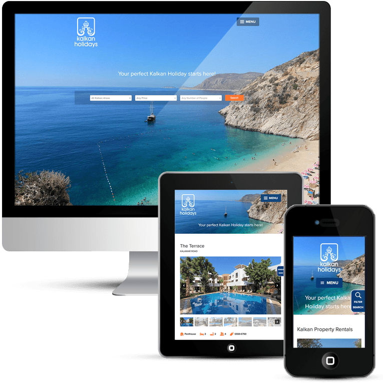 Rental Search Websites: New Website Design Owners Direct Holiday Rentals