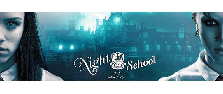Night School book series