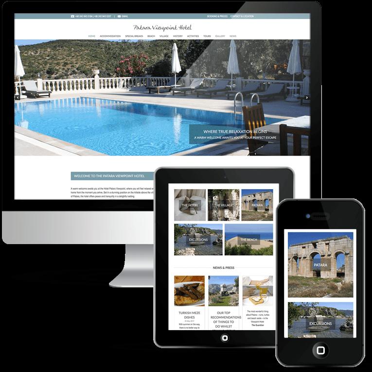 Web Design by Freelance Website Designer Stratford
