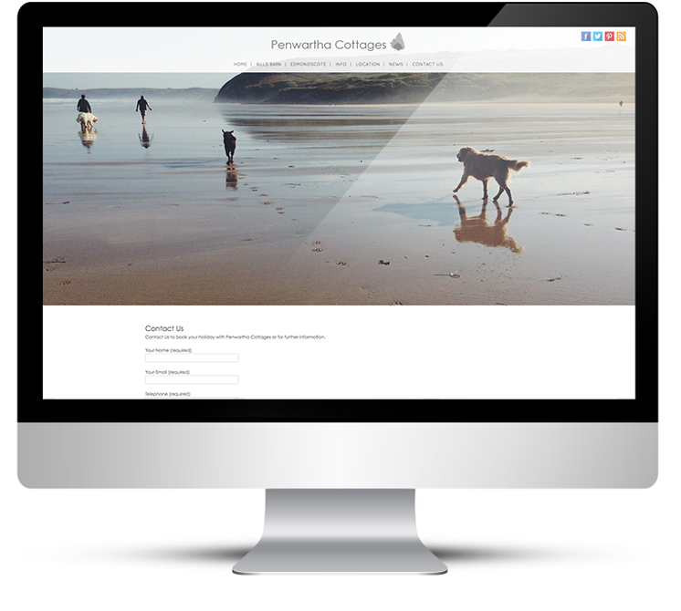 Freelance web designer Stratford upon Avon