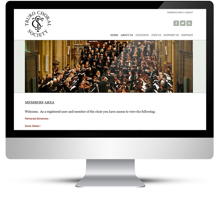 CMS website by web designer, Stratford upon Avon