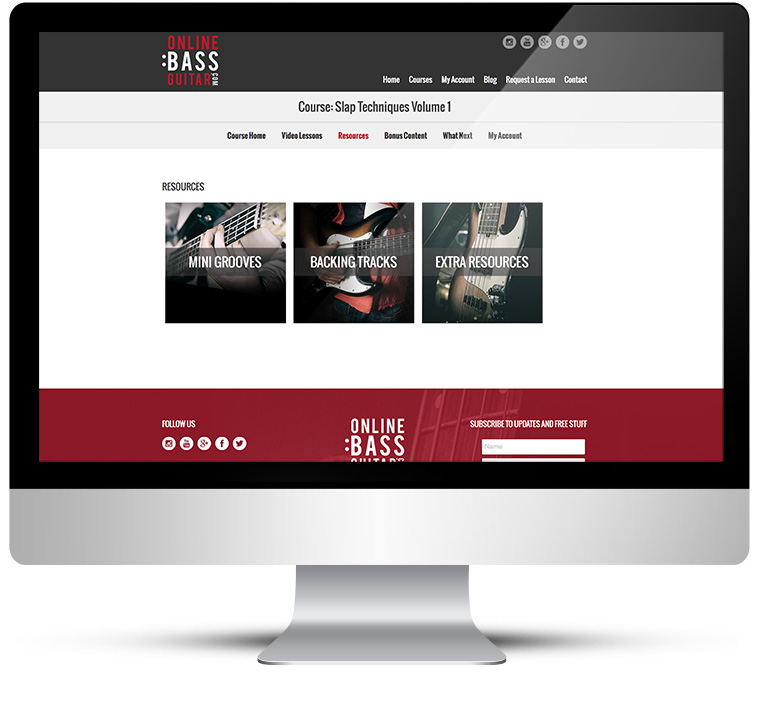 WordPress Design membership and learning site