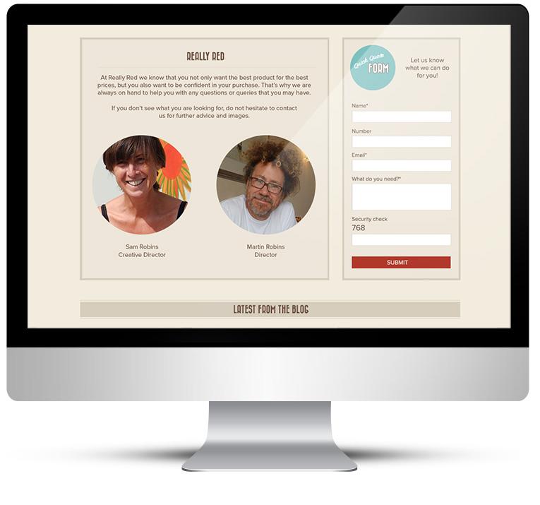 WordPress Web design for Signmakers