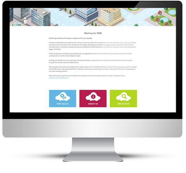 WordPress Design - Resource on Demand