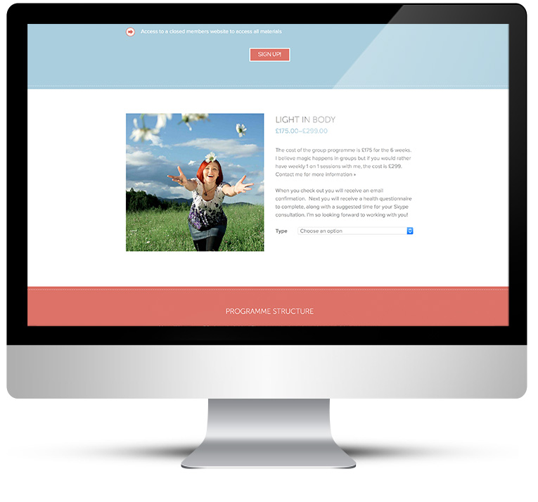 WordPress Design by Freelance Web Designer Stratford