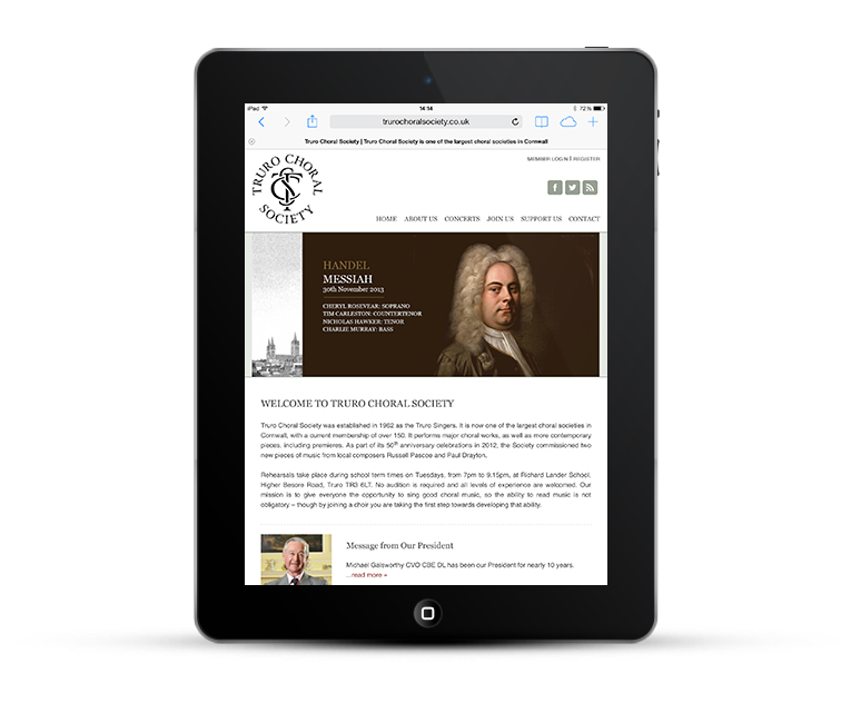WordPress design by designer Stratford upon Avon