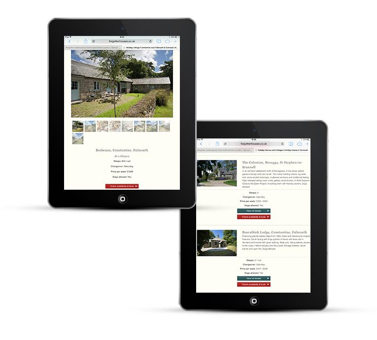 Mobile Responsive website designer Stratford
