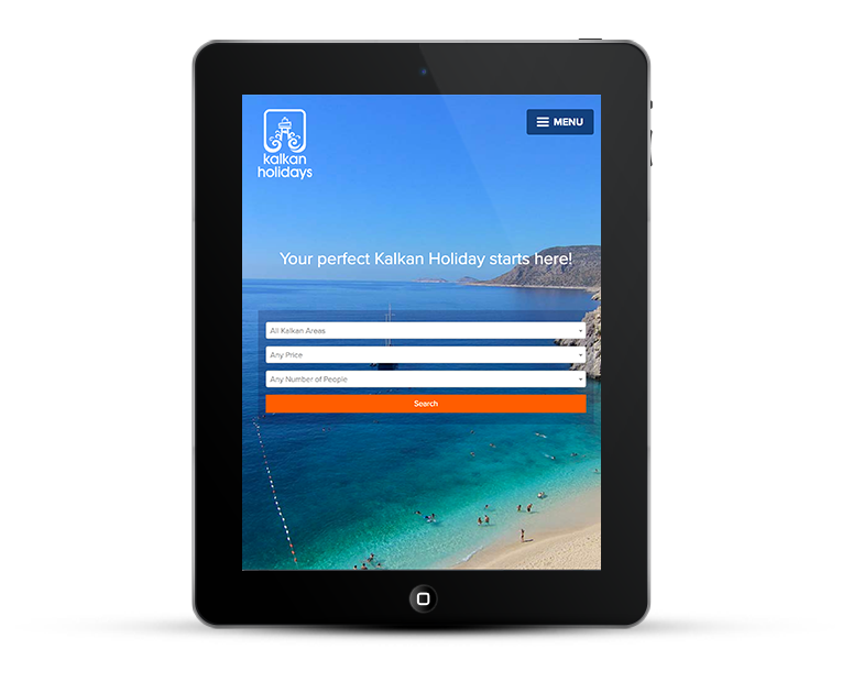 Mobile responsive web design, iPads and Tablets