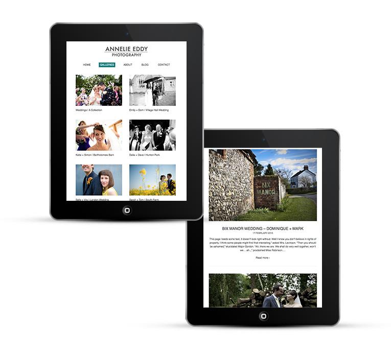 Mobile Responsive, Google friendly web design