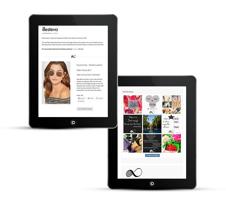 Custom WordPress web design for One life and You
