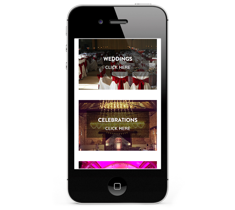 Design for iPhone by freelance web designer