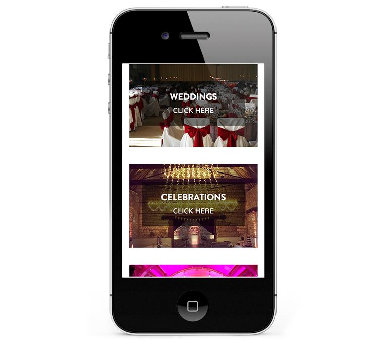Design for iPhone by freelance web designer