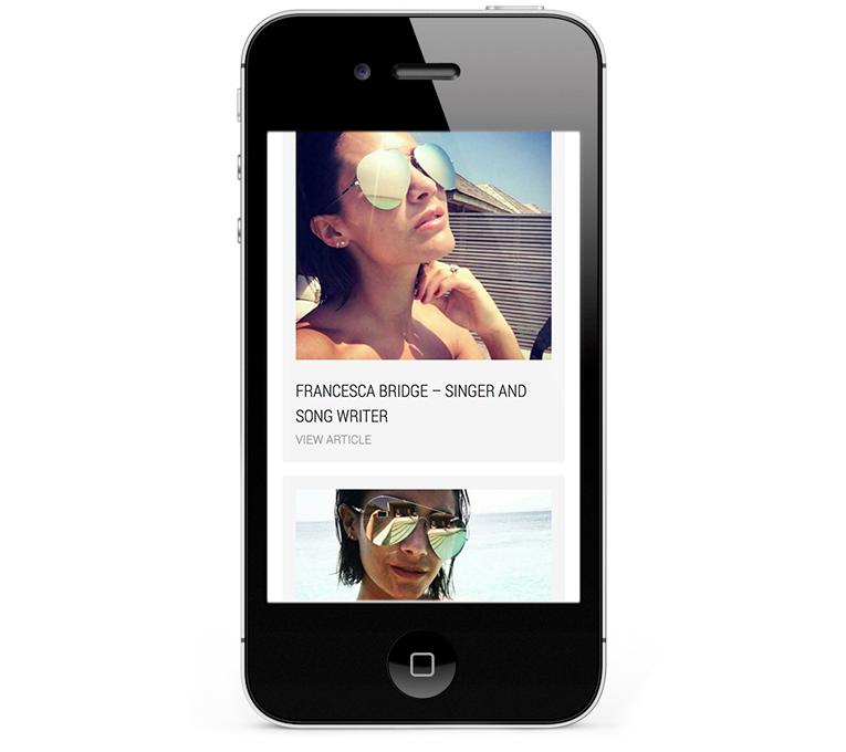 Freelance mobile responsive web design