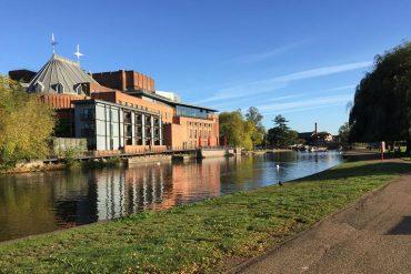 Shakespeare Theatre, Stratford upon Avon, Warwickshire