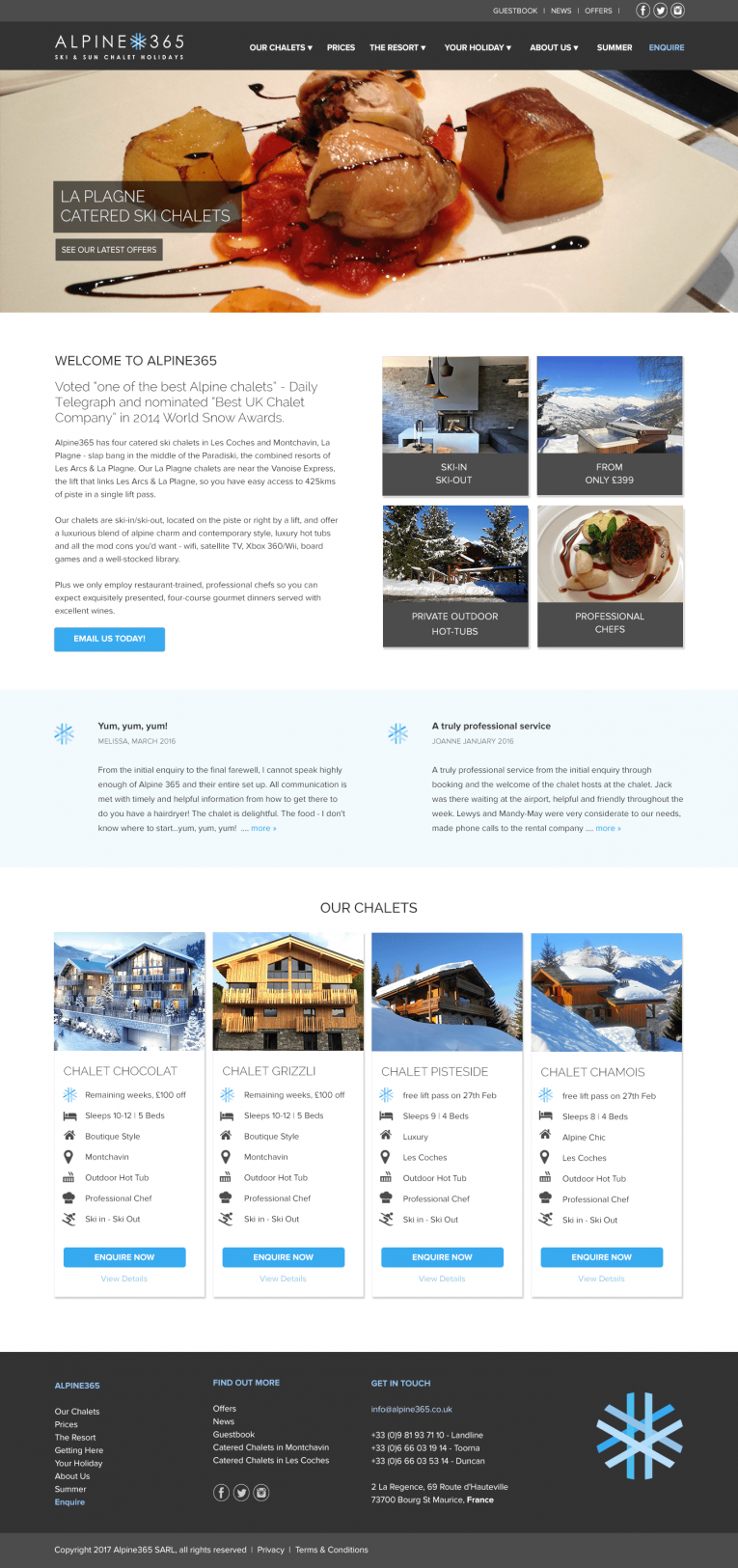 Ski Chalets Holiday Rentals Home Design